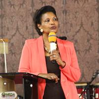 Sr Pastor Liliose K. TAYI.
