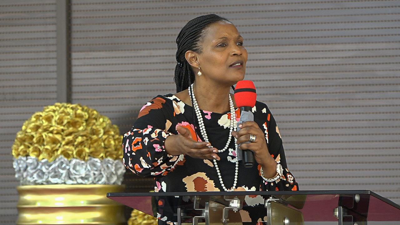 UMUGISHA UTURUTSE KU MANA, NTUKUKA / THE BLESSING OF GOD IS IRREVOCABLE.