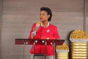 Pastor Liliose K. TAYI